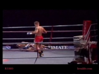 Ramon Dekkers (muay thai, kickboxing)